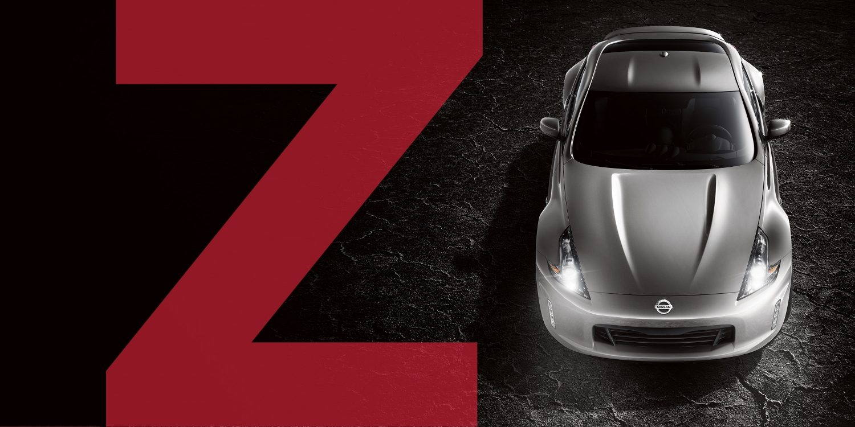 370Z سيارة نيسان كوبيه