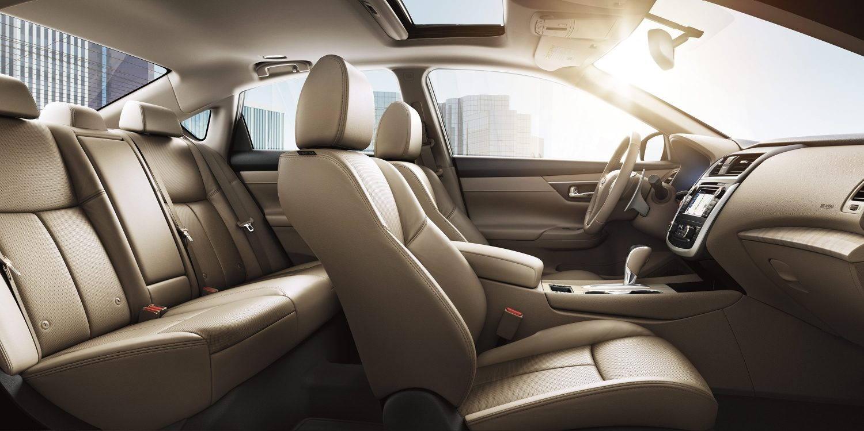 beige altima seats interior