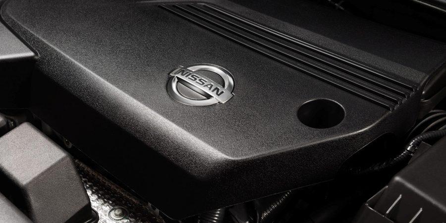 black altima 4-cylinder engine