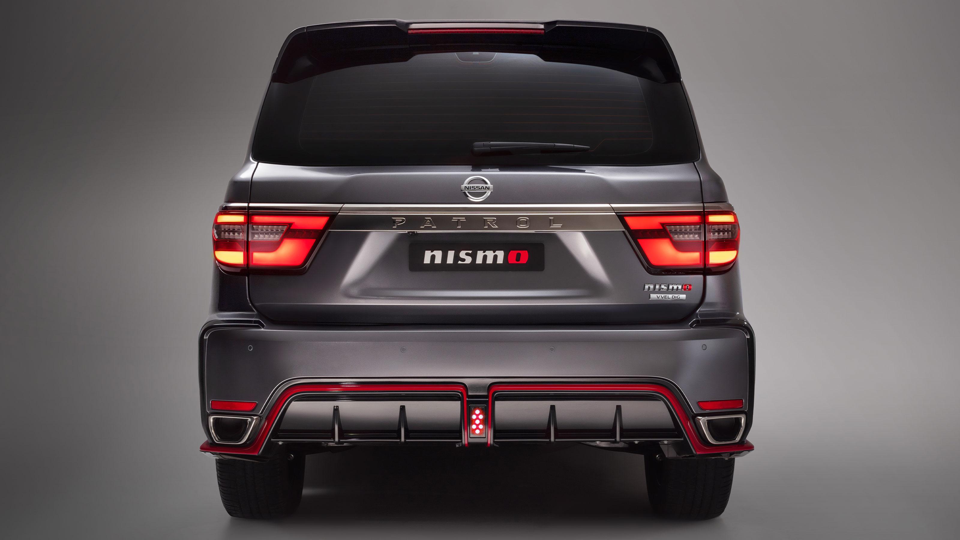 Nismo patrol rear