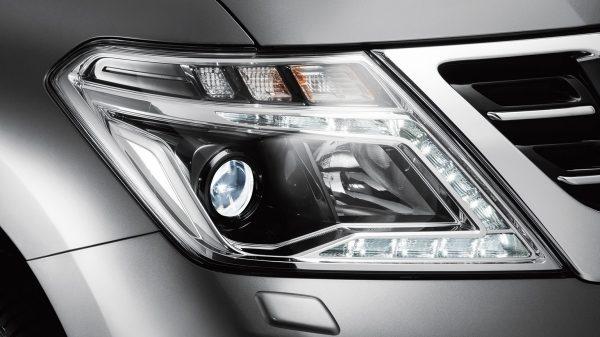 Nissan Patrol Interior & Exterior Design   Nissan KSA Petromin