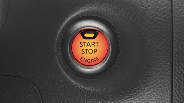 Nissan Sentra Start/Stop ignition
