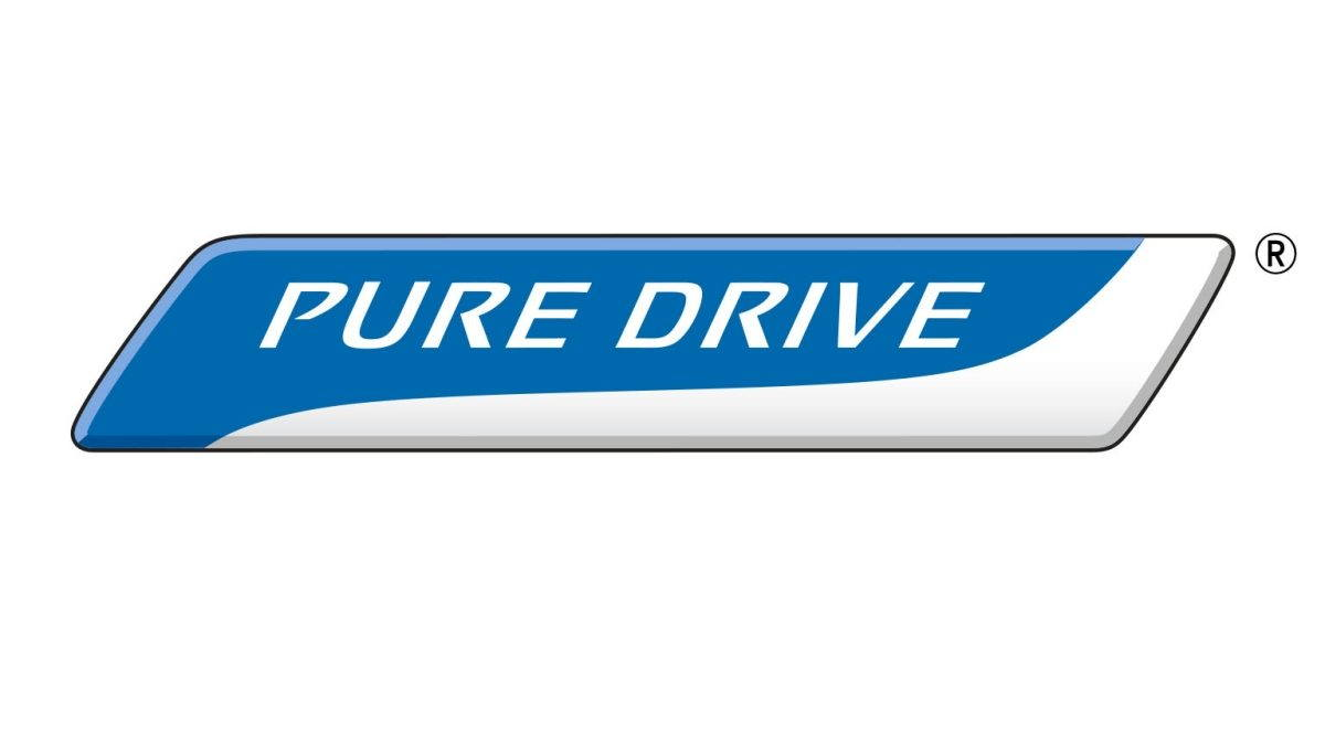 pure drive logo