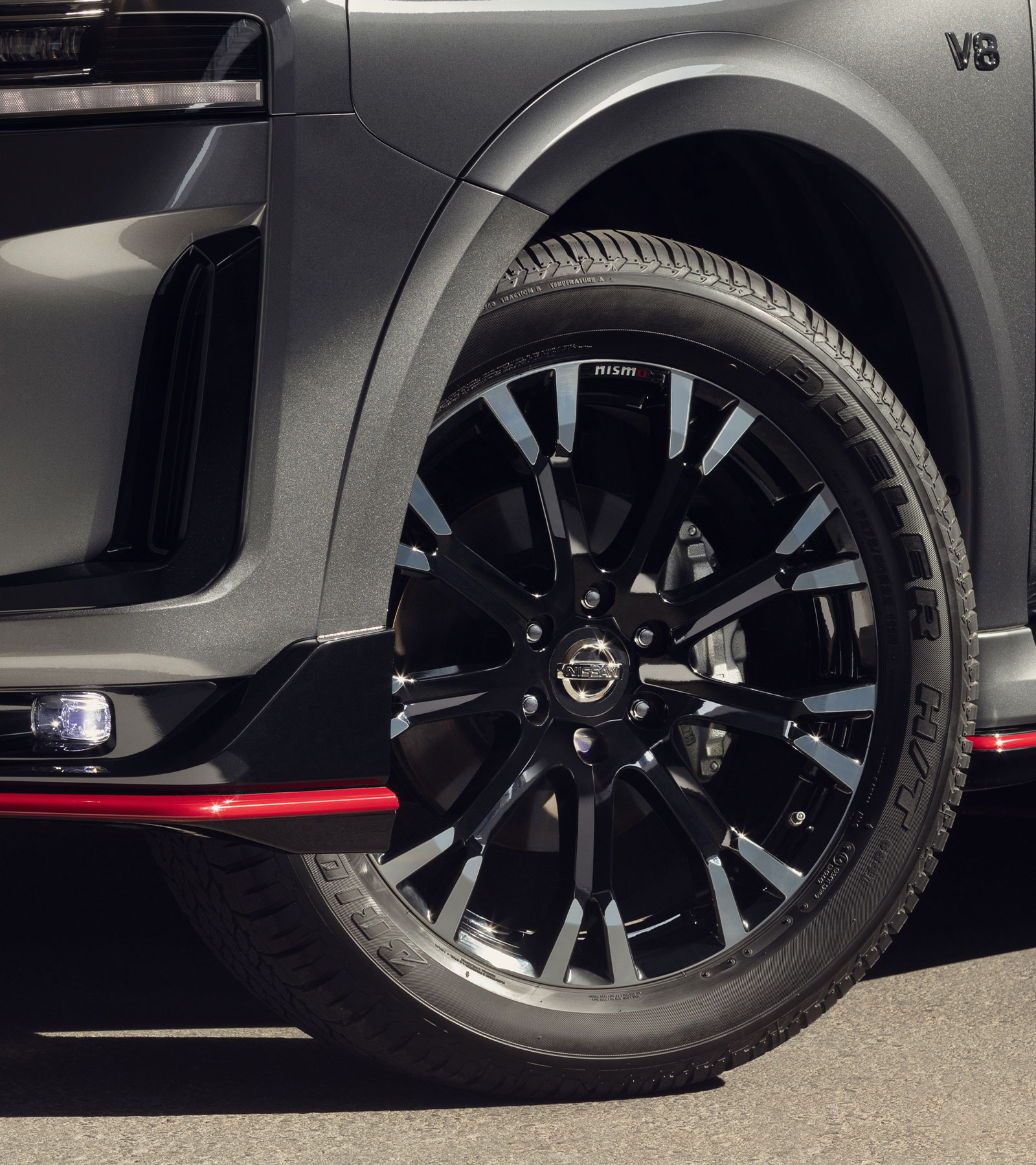 Nismo patrol wheels