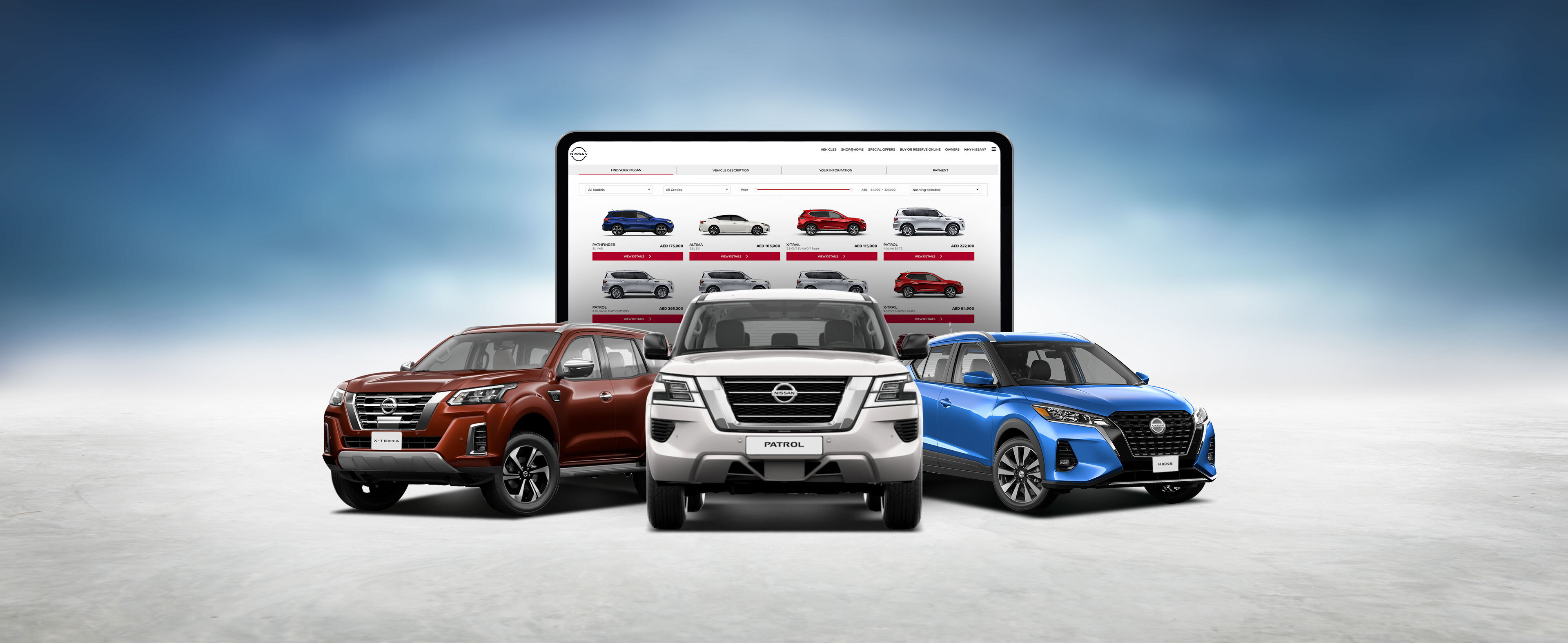 Nissan cars for trade