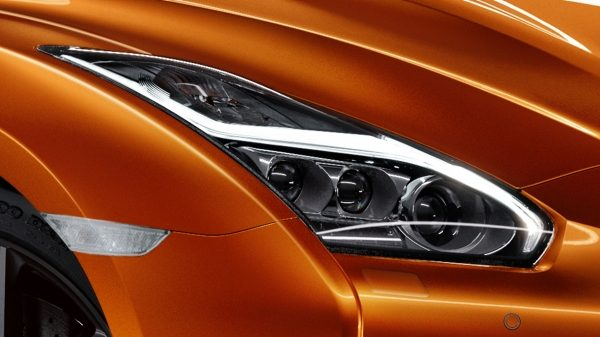 Nissan GT-R Multi-LED Head lamps